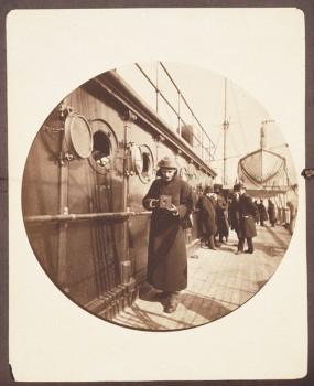 Historická fotografie George Eastmana z roku 1890